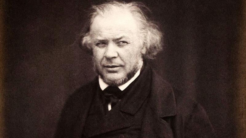Honoré Daumier (1808. február 26.−1879. február 10.)