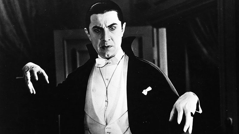 Lugosi Béla Dracula gróf szerepében