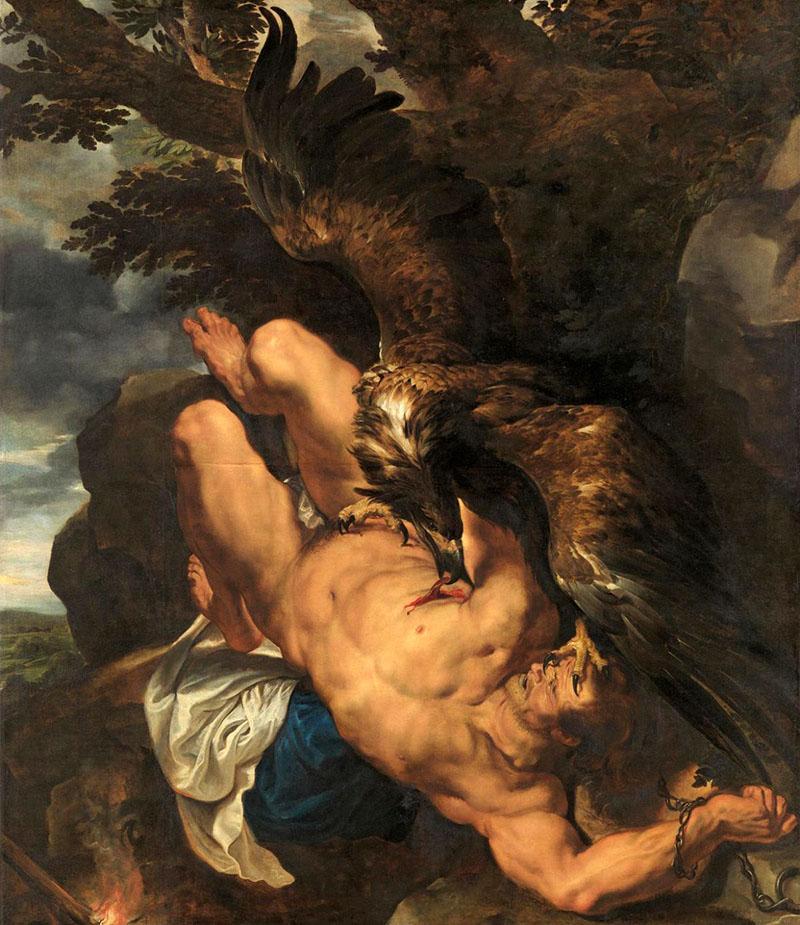 Prométheusz és Ethon