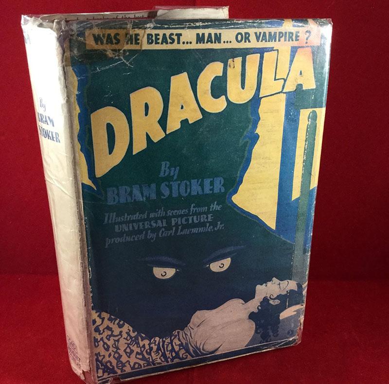 1931-es amerikai kiadás Dracula gróf válogatott rémtetteiből