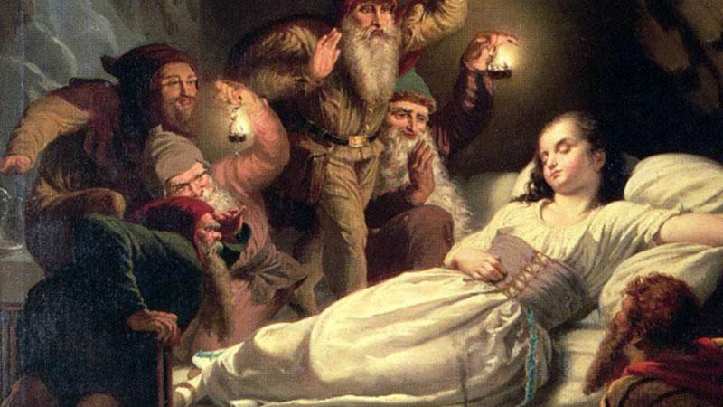 Hófehérke és a véres vascipő (Forrás: Forrás: Ancient-origins.net)
