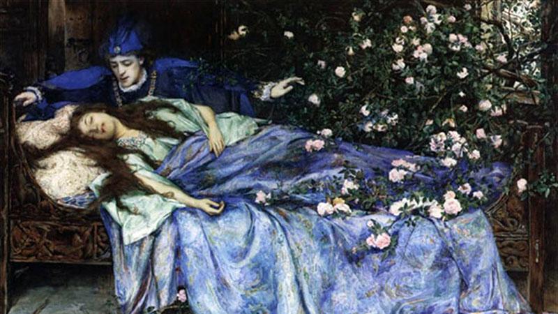 Csipkerózsika és az erőszaktevő szőke herceg (Forrás: Forrás: Wikipedia.org)