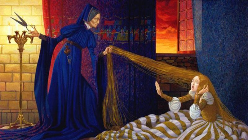 Rapunzel és az öngyilkos herceg (Forrás: Forrás: Dazzling.news)