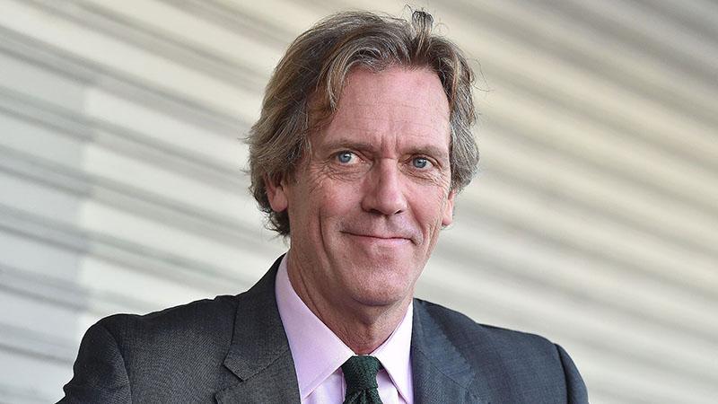 Hugh Laurie az utóbbi években számtalan kiváló sorozatban tűnt fel