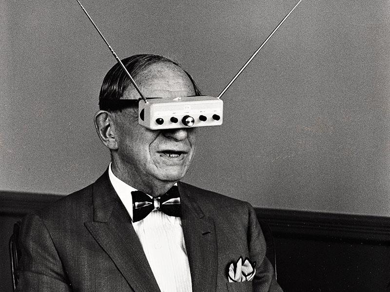 Gernsback és a tévészemüveg