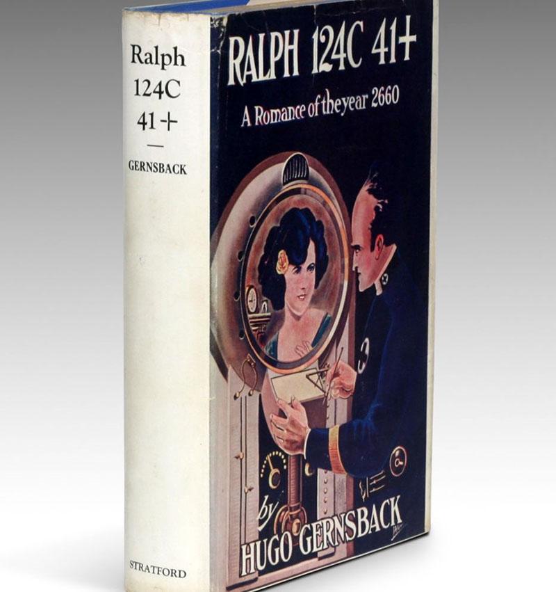 Gernsback egyik sokat vitatott és kritizált saját regénye