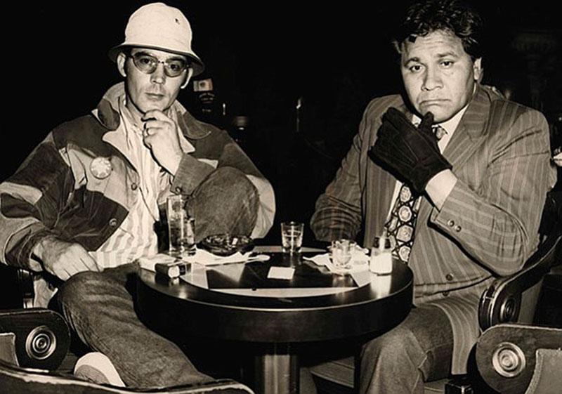 Thompson és Acosta, a szereplőik ihletői