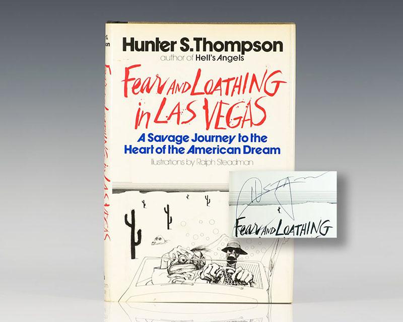 Thompson regényének első kiadása