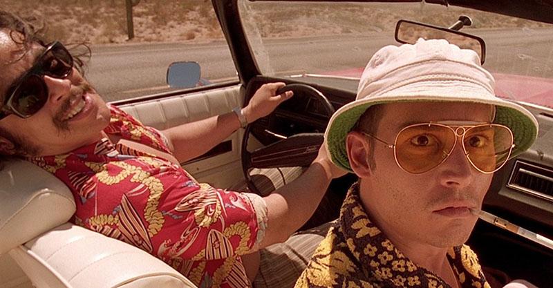 Benicio Del Toro és Johnny Depp Terry Gilliam adaptációjában