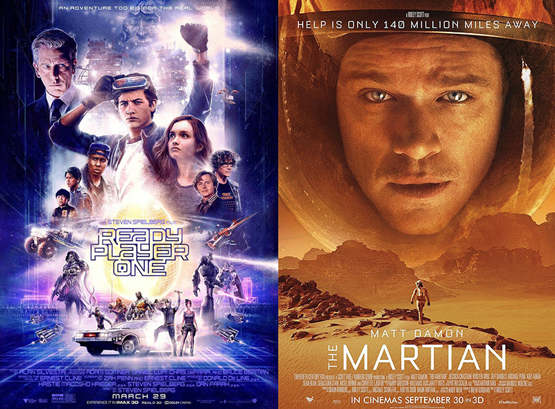 A filmadaptációk legalább akkora, vagy még nagyobb sikert arattak, mint az eredeti regények