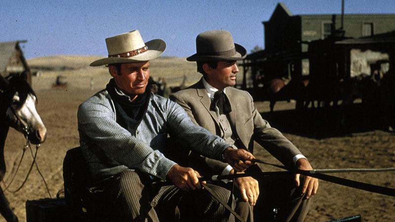 Idegen a cowboyok között