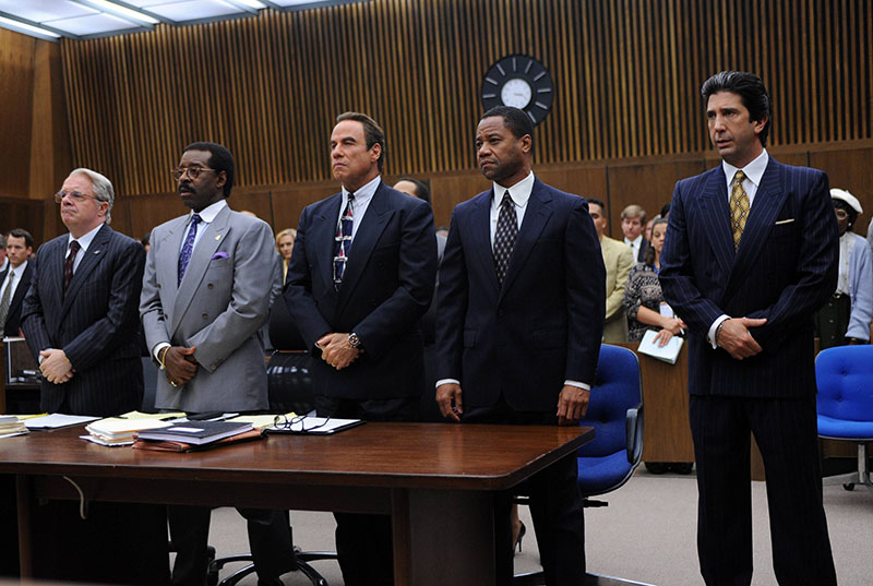 American Crime Story: The People vs. O. J. Simpson