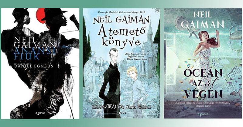 Gaiman-újrakiadások jönnek hamarosan