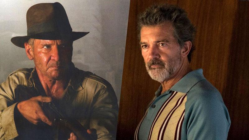 Harrison Ford és Antonio Banderas korábban együtt játszottak a Feláldozhatók 3. részében is