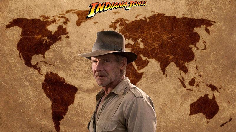 Harrison Ford és Indiana Jones is visszatér