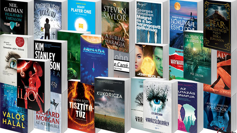 Az Agave Könyvek bizonyos regényei ingyen elérhetőek