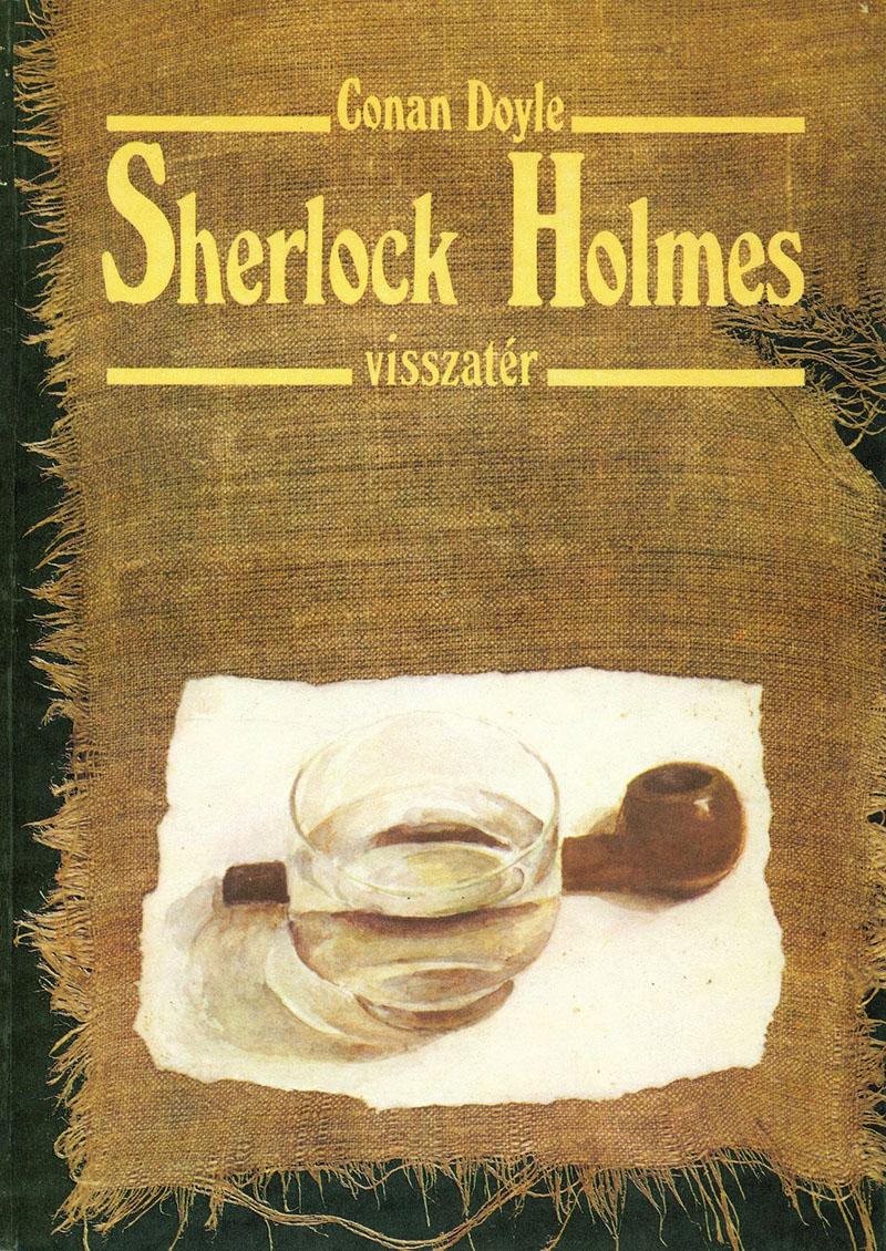 Sir Arthur Conan Doyle: Sherlock Holmes esetnaplója (1927)