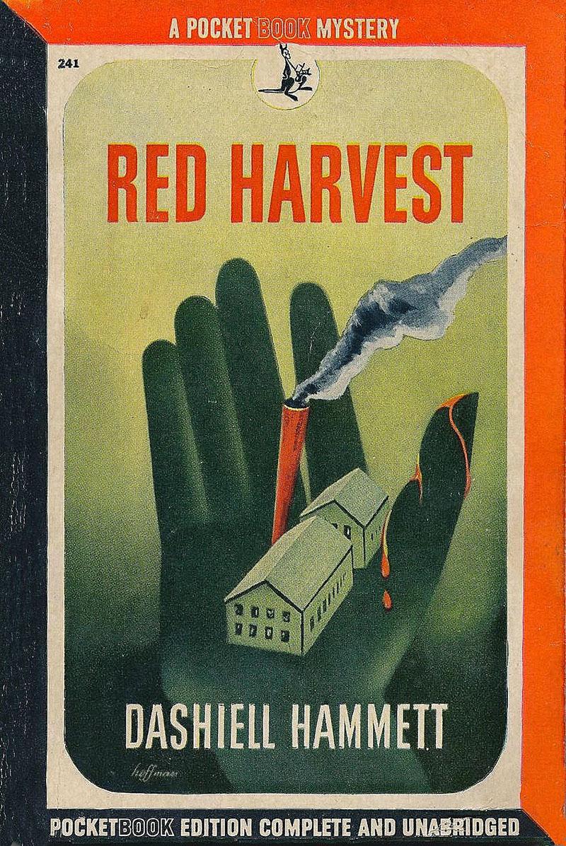 Dashiell Hammett: Véres aratás (1929)