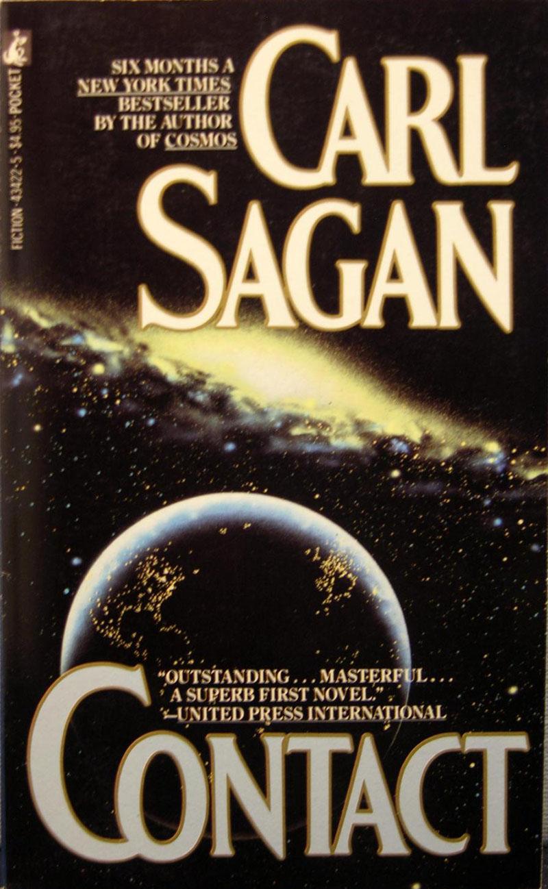 Carl Sagan: Kapcsolat