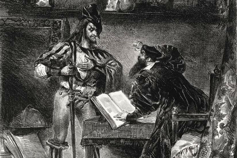 Faust (Forrás: commons.wikimedia.org)