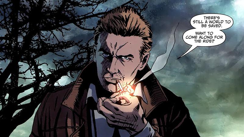 John Constantine (Forrás: thesociologistsdojo.blogspot.com)