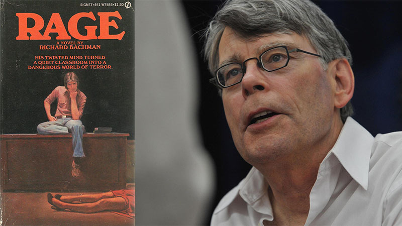 Stephen King: Rage