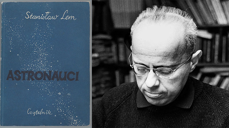 Stanislaw Lem: Astronauci