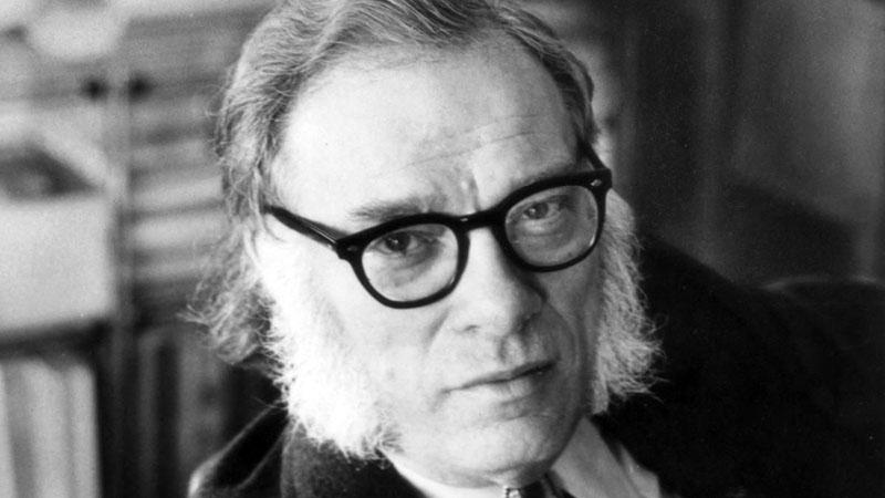 Isaac Asimov – Paul French