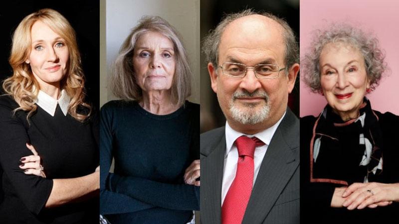 Rowling, Chomsky, Rushdie, és Atwood is az aláírók közt