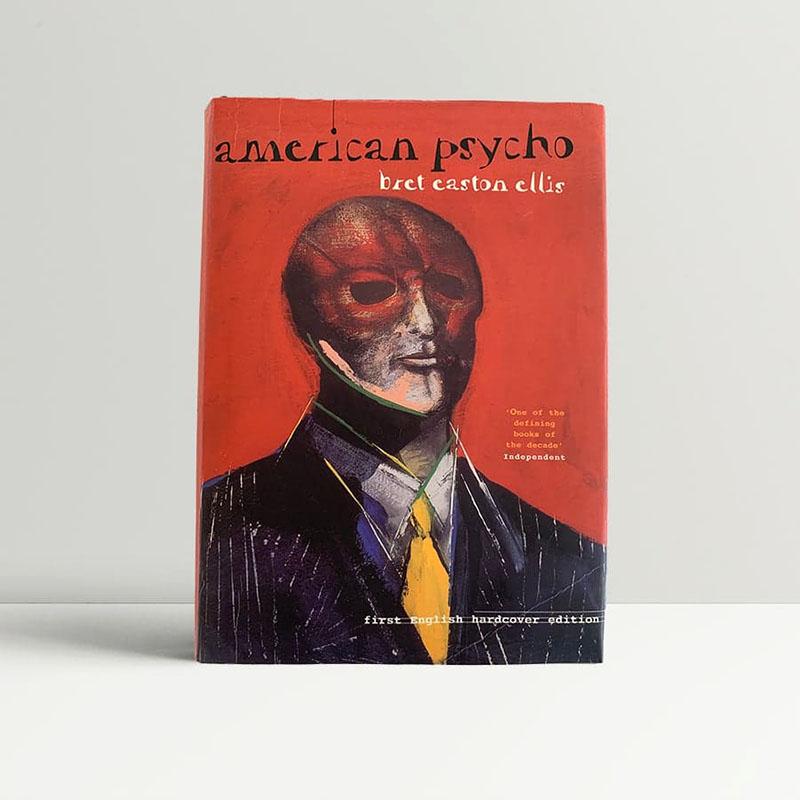 Az Amerikai psycho első kiadása