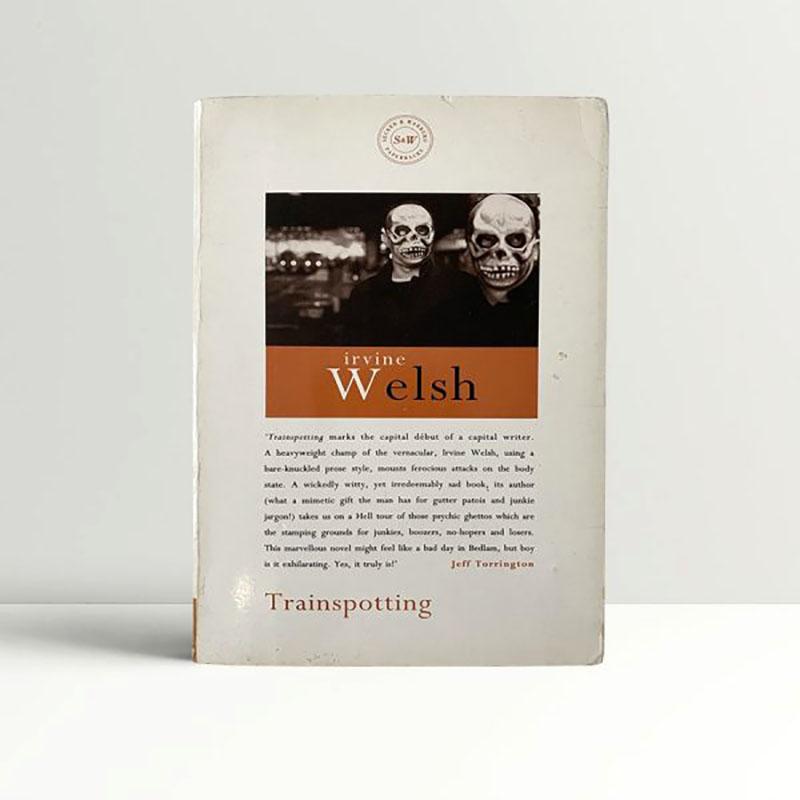 A Trainspotting első kiadása