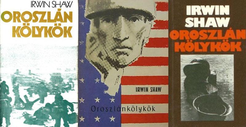 Irwin Shaw: Oroszlánkölykök