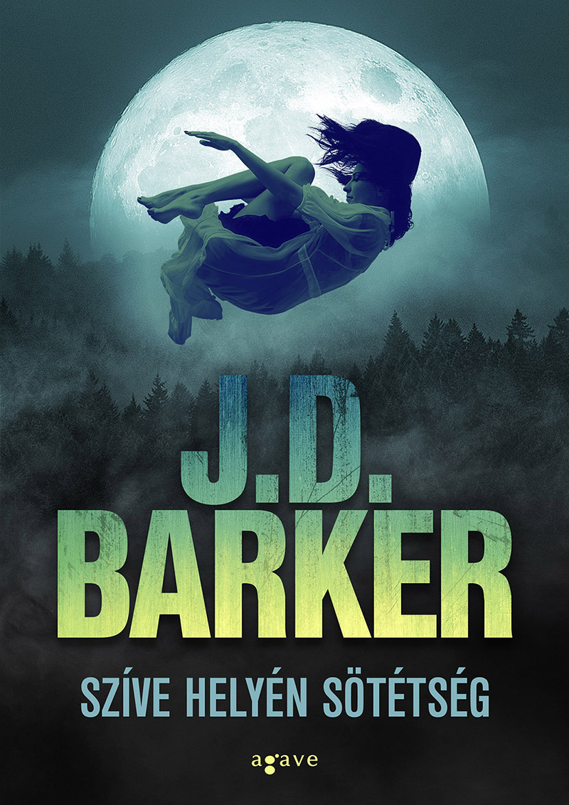 J. D. Barker életművét idehaza az Agave Könyvek gondozza