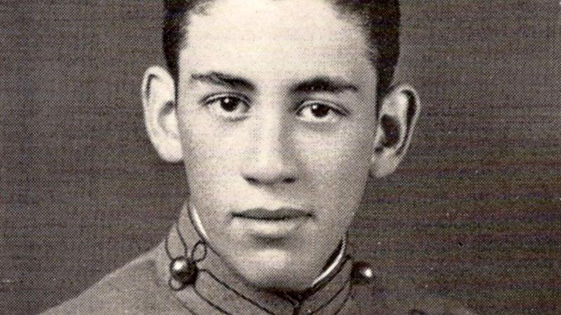 A fiatal Salinger
