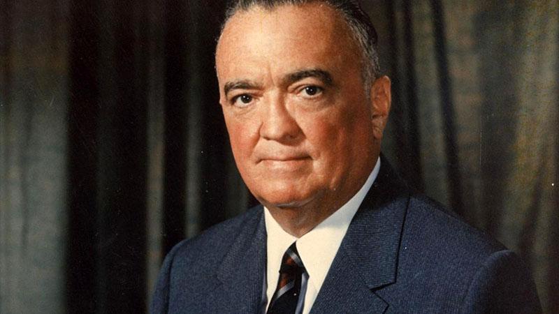 J. Edgar Hoover (1895-1972)