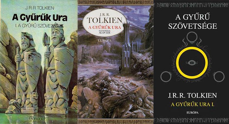J. R. R. Tolkien - A Gyűrűk Ura