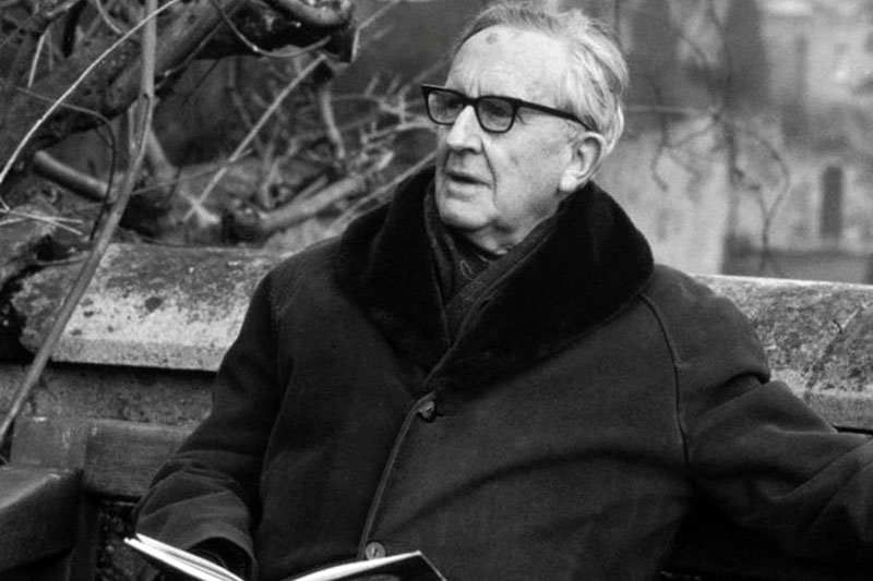 J. R. R. Tolkien Oxfordban
