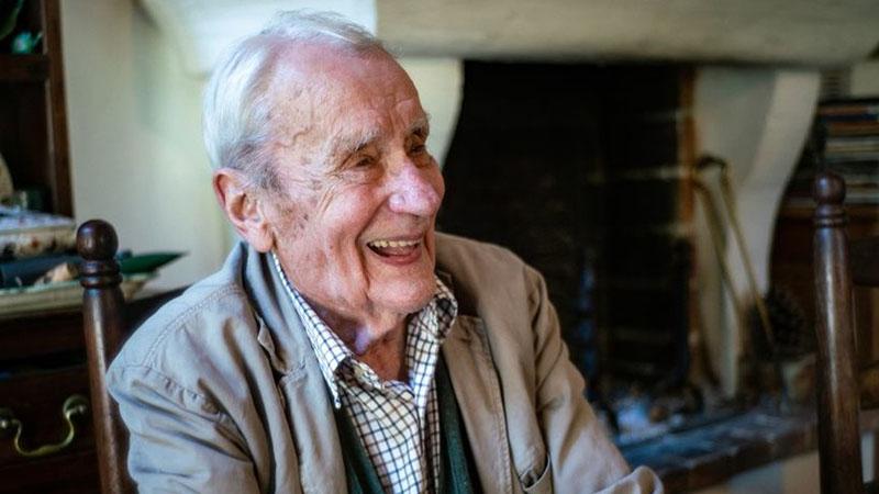 Christopher Tolkien, aki átvette apja elképesztő hagyatékát