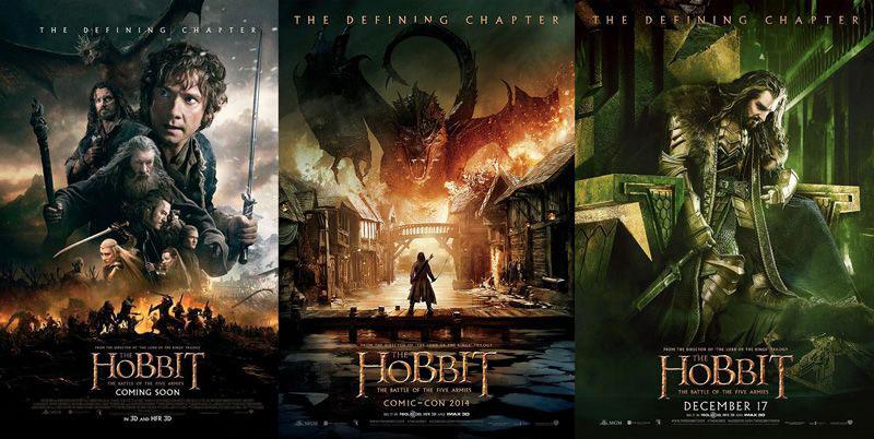 A Gyűrűk Urához hasonlóan A hobbitot is Peter Jackson álmodta filmre