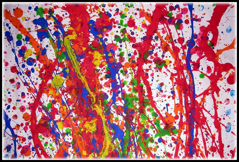 Jackson Pollock művészete