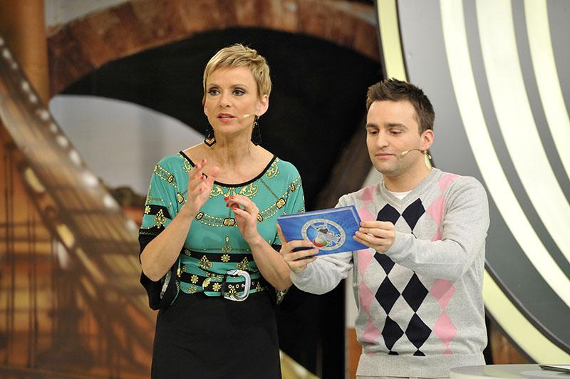 Szente Vajkkal a Magyarország Szeretlek című műsorban