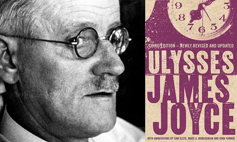 James Joyce lehet, hogy hazatér?