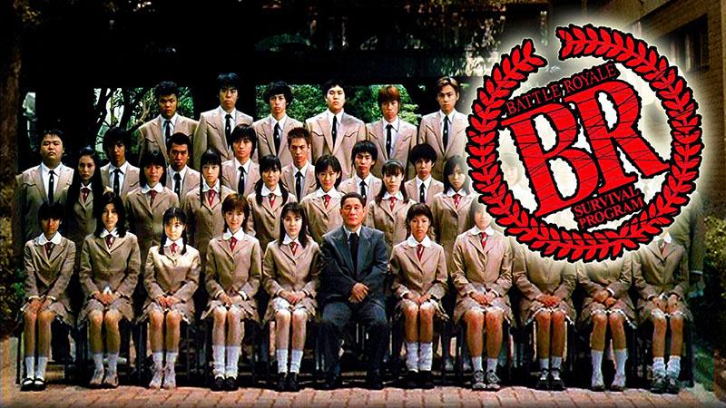 Battle Royale (Fukasaku Kinji; 2000)