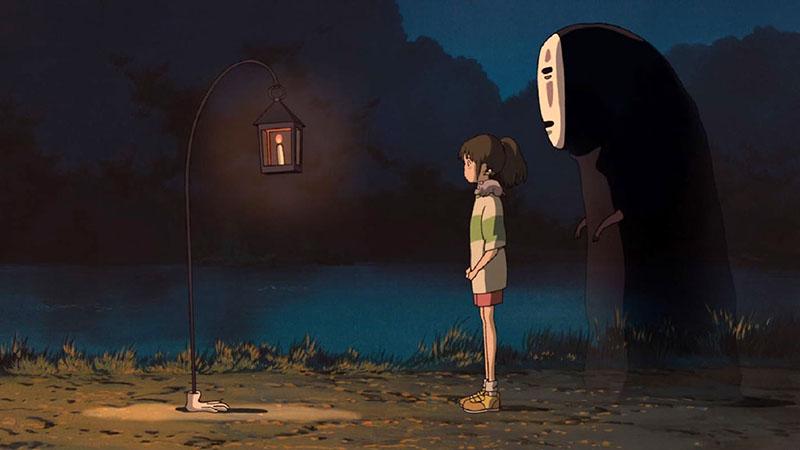 Chihiro szellemországban (Miyazaki Hayao; 2001)