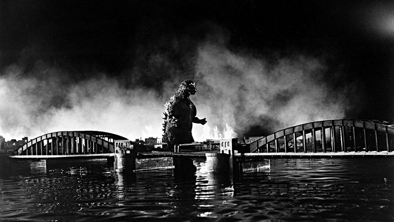 Godzilla (Honda Isiró; 1954)