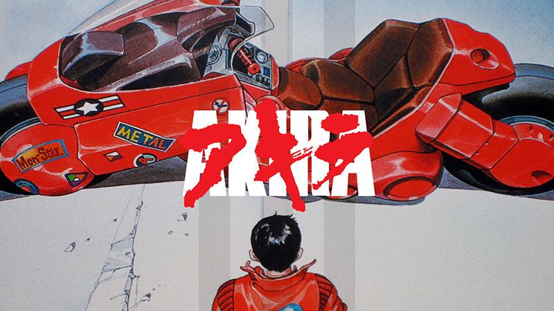 Akira (Katsuhiro Otomo; 1988)