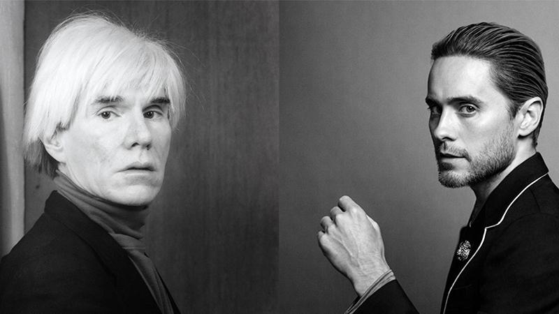 Jared Leto négy évet lobbizott érte, hogy ő kapja Andy Warhol szerepét