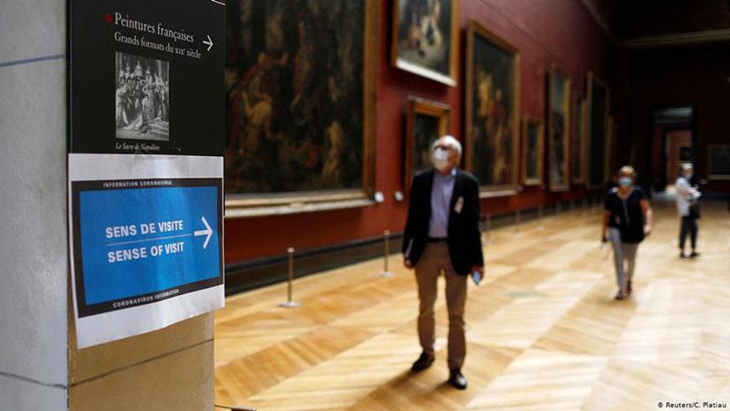 Tavaly közel 10 millió látogatót vonzott a Louvre, idén negatív rekord várható