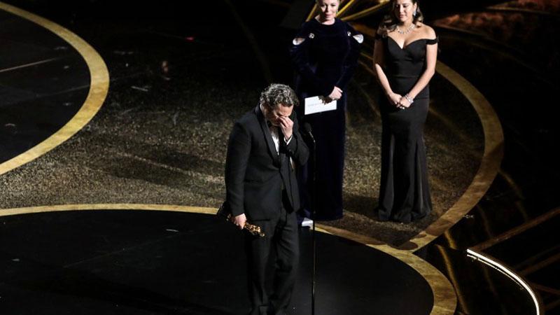 A megható Oscar-beszéd