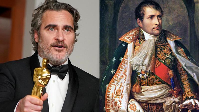 A Gladiátor római császára után ezúttal francia császár lesz az Oscar-díjas zseni